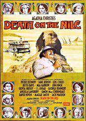 Filmplakat zu Death on the Nile