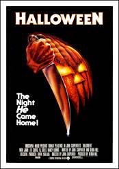 Filmplakat zu Halloween - Die Nacht des Grauens