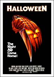 Filmplakat zu Halloween