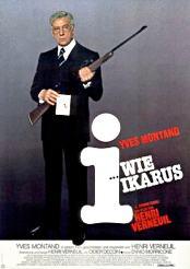 Filmplakat zu I wie Ikarus
