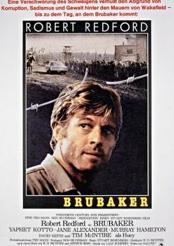 Filmplakat zu Brubaker