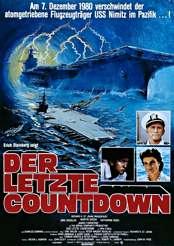Filmplakat zu Der letzte Countdown
