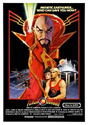 Filmplakat zu Flash Gordon