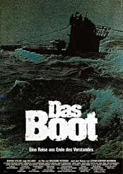 Filmplakat Das Boot
