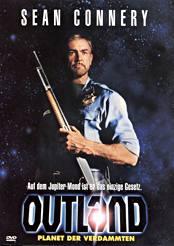 Filmplakat zu Outland - Planet der Verdammten