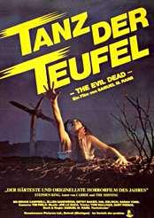 Filmplakat zu Tanz der Teufel