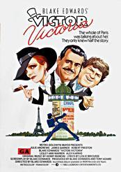 Filmplakat zu Victor Victoria