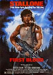 Filmplakat zu Rambo
