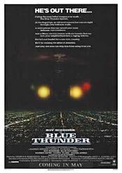 Filmplakat zu Blue Thunder