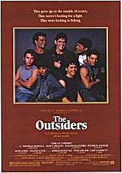 Filmplakat zu The Outsiders