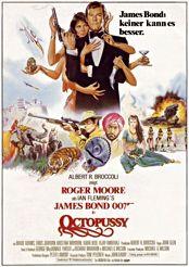 Filmplakat zu Octopussy