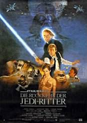 Filmplakat Die Rückkehr der Jedi-Ritter