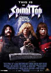 Filmplakat zu This Is Spinal Tap