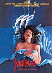 Filmplakat zu Nightmare - Mörderische Träume