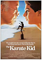 Filmplakat zu The Karate Kid