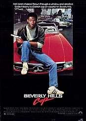 Filmplakat Beverly Hills Cop