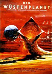 Filmplakat zu Der Wüstenplanet