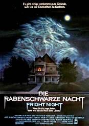 Filmplakat zu Die rabenschwarze Nacht