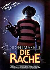 Filmplakat zu Nightmare 2 - Die Rache