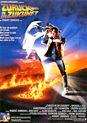 Filmplakat Zurück in die Zukunft