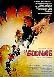 Filmplakat Die Goonies