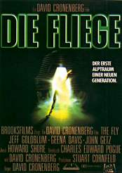 Filmplakat zu Die Fliege