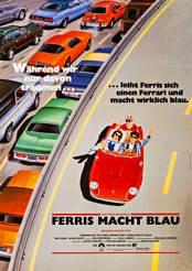 Filmplakat Ferris macht blau