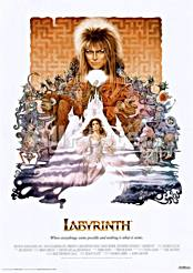 Filmplakat zu Labyrinth