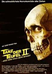 Filmplakat zu Tanz der Teufel 2