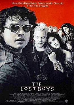 Filmplakat zu The Lost Boys