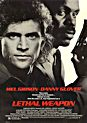 Filmplakat Lethal Weapon