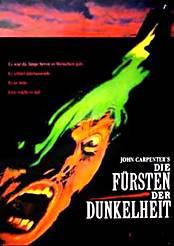 Filmplakat zu Die Fürsten der Dunkelheit