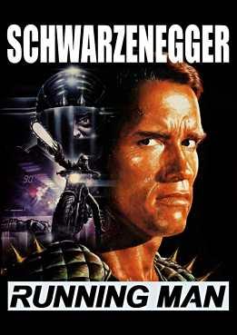 Filmplakat zu running-man