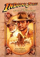 Filmplakat zu Indiana Jones und der letzte Kreuzzug