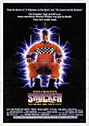 Filmplakat zu Shocker