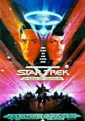 Filmplakat zu Start Trek: Am Rande des Universums