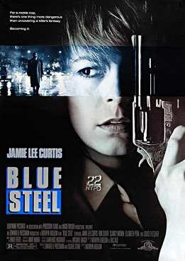 Filmplakat zu Blue Steel