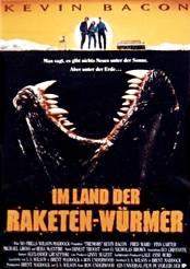 Filmplakat zu Im Land der Raketenwürmer