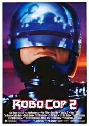Filmplakat zu RoboCop 2