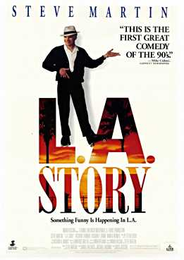 Filmplakat zu L.A. Story