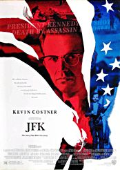 Filmplakat JFK – Tatort Dallas