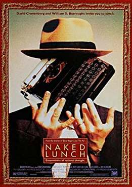 Filmplakat Naked Lunch
