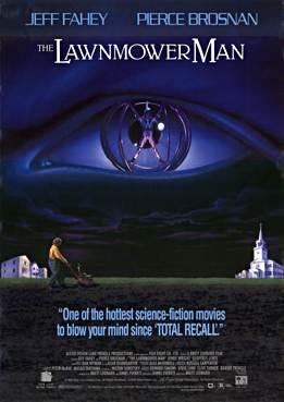 Filmplakat zu The Lawnmower Man