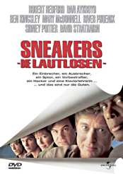Filmplakat zu Sneakers - Die Lautlosen