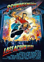 Filmplakat zu Last Action Hero