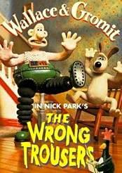 Filmplakat zu Wallace & Gromit - Die Techno-Hose