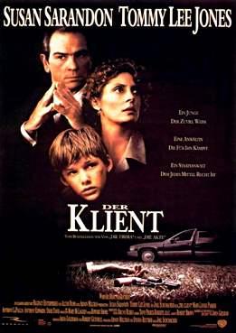 Filmplakat zu Der Klient