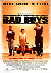 Filmplakat Bad Boys – Harte Jung