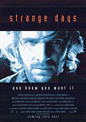 Filmplakat zu Strange Days