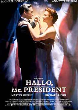 Filmplakat zu Hallo, Mr. President